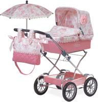 Купить DeCuevas Коляска для куклы Даниэла с сумкой и зонтиком 82021, Куклы и аксессуары