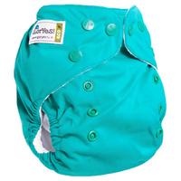 Купить GlorYes! Многоразовый подгузник Classic Морской 3-15 кг + один вкладыш, Подгузники и пеленки