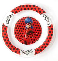 Купить ND Play Тарелка Леди Баг и Супер Кот 19, 5 см 272008, Детская посуда и приборы