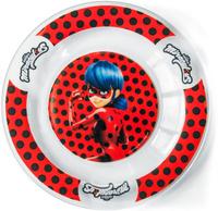 Купить ND Play Тарелка Леди Баг и Супер Кот 19, 5 см, Детская посуда и приборы