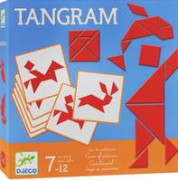 Купить Djeco Обучающая игра Танграм