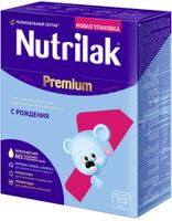 Купить Nutrilak Premium+ 1 смесь молочная с 0 месяцев, 350 г, Заменители материнского молока и сухие смеси