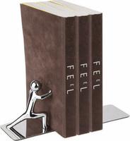 Купить Balvi Держатель для книг Push! 2 шт, Подставки для учебников