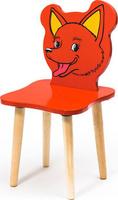 Купить Крошка.RU Джери Стул детский Лисенок цвет красный, крошка.RU, Столы и стулья