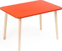 Купить Крошка.RU Джери Стол детский цвет красный, крошка.RU, Столы и стулья