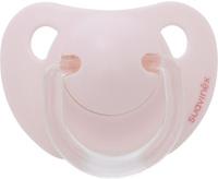 Купить Пустышка Suavinex SCOTTISH от 0 до 6мес. анатомическая, силикон, розовый, Пустышки