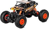Купить Wltoys Машина радиоуправляемая Climbing Car 18428-B цвет оранжевый, Машинки