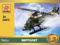 Купить Umiks Конструктор Вертолет U0075, LIAN HUAT HANG LTD, Конструкторы