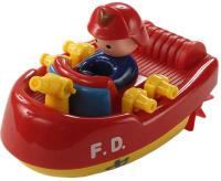 Купить Bampi Заводная игрушка Вместе веселей Пожарная лодка, Развлекательные игрушки