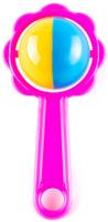 Купить Пластмастер Погремушка Ромашка в ассортименте, Первые игрушки