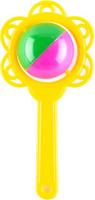Купить Пластмастер Погремушка Подсолнух в ассортименте, Первые игрушки