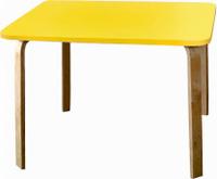 Купить Крошка.RU Мордочки Стол детский цвет желтый, крошка.RU, Столы и стулья
