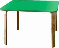 Купить Крошка.RU Мордочки Стол детский цвет зеленый, крошка.RU, Столы и стулья