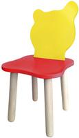 Купить Крошка.RU Джери Стул детский цвет красный желтый, крошка.RU, Столы и стулья