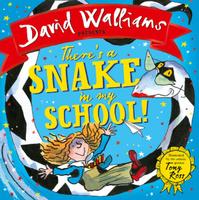 Купить There's a Snake in My School!, Зарубежная литература для детей