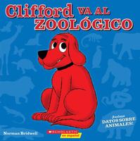 Купить Clifford va al zoologico, Зарубежная литература для детей