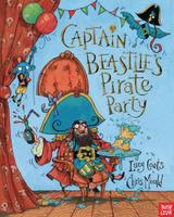 Купить Captain Beastlie's Pirate Party, Зарубежная литература для детей