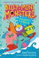 Купить Billy and the Mini Monsters Monsters to the Rescue, Фэнтези для детей
