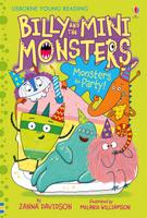 Купить Billy and the Mini Monsters Monsters Go Party!, Фэнтези для детей