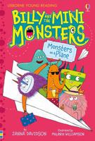 Купить Billy and the Mini Monsters Monsters on a Plane, Фэнтези для детей