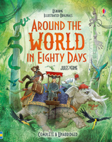 Купить Around the World in 80 Days, Приключения и путешествия