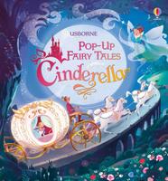 Купить Pop-up Cinderella, Фэнтези для детей