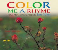 Купить Color Me a Rhyme: Nature Poems for Young People, Зарубежная поэзия