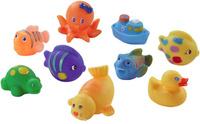 Купить Bampi Игрушка для ванной Люблю купаться Животные 1758/9, Первые игрушки