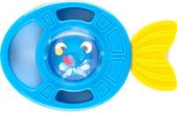 Купить Пластмастер Погремушка-грызунок Кит в ассортименте, Первые игрушки