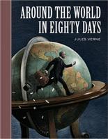 Купить Around the World in Eighty Days, Приключения и путешествия