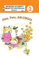 Купить Richard Scarrys Readers (Level 2): One, Two, AH-CHOO!, Зарубежная литература для детей