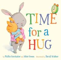 Купить Time for a Hug, Зарубежная литература для детей