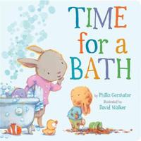 Купить Time for a Bath, Зарубежная литература для детей