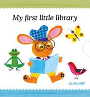 Купить My First Little Library, Первые книжки малышей