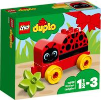 Купить LEGO DUPLO My First Конструктор Моя первая божья коровка 10859, Конструкторы
