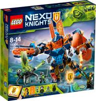 Купить LEGO NEXO KNIGHTS Конструктор Решающая битва роботов 72004, Конструкторы