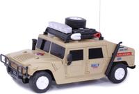 Купить Taiko Джип военный на радиоуправлении цвет бежевый 0420, Машинки