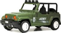 Купить Taiko Джип военный на радиоуправлении цвет темно-зеленый 0464, Машинки