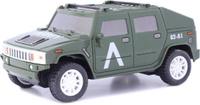 Купить Taiko Джип военный на радиоуправлении цвет темно-зеленый 0470, Машинки