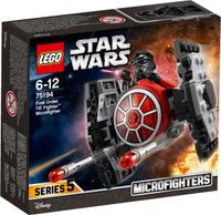 Купить LEGO Star Wars Конструктор Микрофайтер Истребитель СИД Первого Ордена 75194, Конструкторы