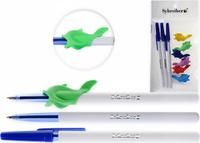 Купить Schreiber Набор ручек Самоучка 2 шт синяя + 5 рыбок, Ручки