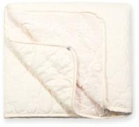 Купить Сонный гномик Плед детский Неженка цвет слоновая кость, 200 см х 150 см, Пледы и покрывала