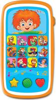 Купить Азбукварик Электронная игрушка Мультиплеер Веселый Антошка с огоньками, Интерактивные игрушки