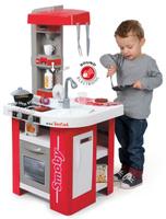 Купить Smoby Игровой набор Кухня Tefal Studio цвет красный серый, Сюжетно-ролевые игрушки