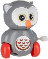 Купить Bampi Заводная игрушка Сова цвет серый, Развлекательные игрушки