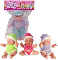 Купить ABtoys Пупс Мой малыш цвет салатовый 20, 3 см, Куклы и аксессуары
