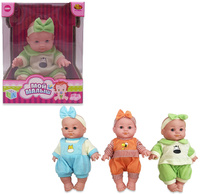 Купить ABtoys Пупс Мой малыш 22, 9 см PT-00609, Куклы и аксессуары