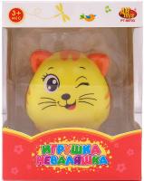 Купить ABtoys Неваляшка Кошка со звуковыми эффектами, Первые игрушки