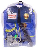 Купить ABtoys набор полицейского Важная работа 6 предметов, Сюжетно-ролевые игрушки