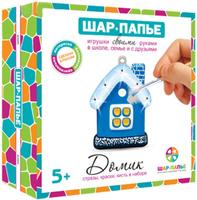 Купить Шар-папье Набор для изготовления игрушки Домик, Игрушки своими руками